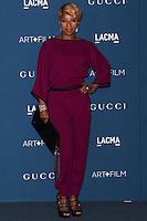 LOS ANGELES, CA - NOVEMBER 02: Mary J. Blige at LACMA 2013 Art + Film Gala held at LACMA on November 2, 2013 in Los Angeles, California. (Photo by Xavier Collin/Celebrity Monitor)