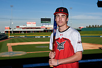 Clay Tyas during the Under Armour All-America Tournament powered by Baseball Factory on January 17, 2020 at Sloan Park in Mesa, Arizona.  (Zachary Lucy/Four Seam Images)