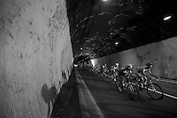 racing through the dark<br /> <br /> 2014 Giro d'Italia <br /> stage 17: Sarnonico - Vittori Veneto (208km)