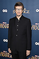 "director, Scott Derrickson<br /> at the ""Doctor Strange"" launch event, Westminster Abbey, London.<br /> <br /> <br /> ©Ash Knotek  D3189  24/10/2016"