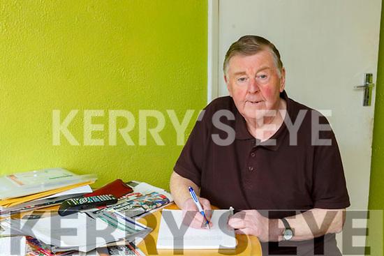 Poet Donie Fleming Killarney