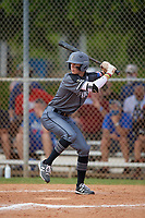 Core Jackson (4) during the WWBA World Championship at Terry Park on October 8, 2020 in Fort Myers, Florida.  Core Jackson, a resident of Wyoming, Ontario, Canada who attends Lambton Central High School, is committed to Nebraska.  (Mike Janes/Four Seam Images)