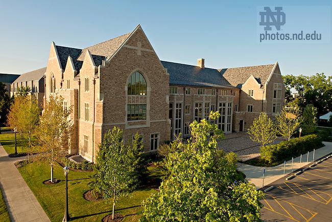 July 12, 2013; Stayer Center. Photo by Barbara Johnston/University of Notre Dame