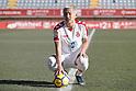 Soccer: Yosuke Ideguchi Cultural Leonesa first training session