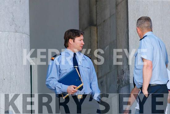 Garda Inspector John Ryan
