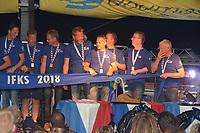ZEILSPORT: : 25-08-2018, IFKS skûtsjesilen, Lemmer, ©foto Martin de Jong