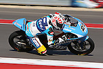 Maverick Vinales (25) in action during the Red Bull MotoGP of the Americas practice session at Circuit of the Americas racetrack in Austin,Texas. ..