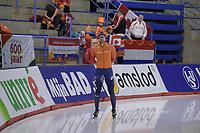 SPEEDSKATING: Calgary, The Olympic Oval, 07-02-2020, ISU World Cup Speed Skating, 500m Men Division B, Jesper Hospes (NED), ©foto Martin de Jong
