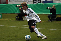Lewis Holtby (Aachen)<br /> Deutschland vs. Finnland, U19-Junioren<br /> *** Local Caption *** Foto ist honorarpflichtig! zzgl. gesetzl. MwSt. Auf Anfrage in hoeherer Qualitaet/Aufloesung. Belegexemplar an: Marc Schueler, Am Ziegelfalltor 4, 64625 Bensheim, Tel. +49 (0) 151 11 65 49 88, www.gameday-mediaservices.de. Email: marc.schueler@gameday-mediaservices.de, Bankverbindung: Volksbank Bergstrasse, Kto.: 151297, BLZ: 50960101