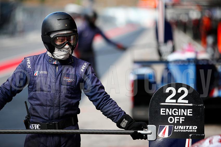 #22 UNITED AUTOSPORTS (GBR) - ORECA 07/GIBSON - PHILIP HANSON (GBR)/FILIPE ALBUQUERQUE (PRT)
