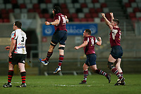 Tuesday 7th January 2020 | MMW Junior Cup Final<br /> <br /> The final whistle during the Millar McCall Wylie Junior Cup Final between Armagh 2s and Enniskillen at Kingspan Stadium, Ravenhill Park, Belfast, Northern Ireland. Photo by John Dickson / DICKSONDIGITAL
