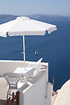 Perfect spot for Lunch, Oia Santorini