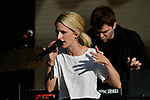 Marian Hill performs on Backyard stage on day two of the 2018 edition of the FireFly Music Festival at the Woodlands, in Dover, DE, USA, on June 15, 2018. (Photo by Bastiaan Slabbers/Sipa USA)