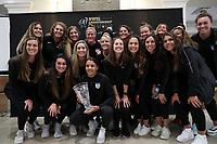 2019 NWSL MVP Announcement, October 25, 2019