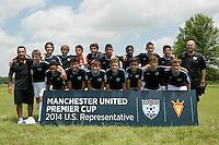 US Soccer DA, U13/14 Showcase, June 16, 2014