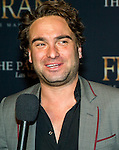 Venetian/Palazzo red carpet arrivals for Yardbird, and Frank the Man,,arrival Johnny Gelecki, Actor