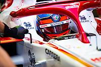 24th September 2021; Sochi, Russia; F1 Grand Prix of Russia free practise sessions;  7 Kimi Raikkonen FIN, Alfa Romeo Racing ORLEN, F1 Grand Prix of Russia at Sochi Autodrom