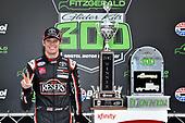 NASCAR Xfinity Series<br /> Fitzgerald Glider Kits 300<br /> Bristol Motor Speedway, Bristol, TN USA<br /> Saturday 22 April 2017<br /> Erik Jones, Reser's American Classic Toyota Camry, victory lane<br /> World Copyright: Rusty Jarrett<br /> LAT Images<br /> ref: Digital Image _RJ30031