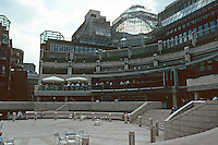 London:  Broadgate, Stage 1, 1984-1988.  ARUP Associates.  Photo '90.