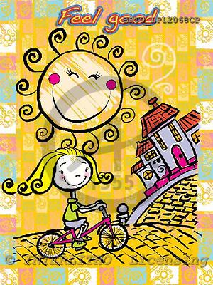 Alfredo, CHILDREN, paintings, BRTOLP12068CP,#k# Kinder, niños, illustrations, pinturas ,everyday