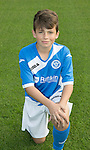 St Johnstone Academy Under 14's…2016-17<br />Peter Thomson<br />Picture by Graeme Hart.<br />Copyright Perthshire Picture Agency<br />Tel: 01738 623350  Mobile: 07990 594431