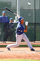 Charlie Mirabal - Los Angeles Dodgers, 2009 Instructional League.Photo by:  Bill Mitchell/Four Seam Images..