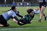 20200916 U15 Rugby Girls – Wainuiomata High School v St Mary's College