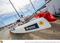 47 Trofeo Princesa Sofia IBEROSTAR, bay of Palma, Mallorca, Spain, takes<br /> place from 25th March to 2nd April 2016. Qualifier event for the Rio 2016<br /> Olympic Games. Over 800 boats and 1.000 sailors from to 68 nations<br /> ©Jesus Renedo/Sailing Energy/Sofia
