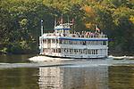 Tourboat Becky Thatcher.