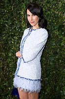 Caroline Sieber<br /> arriving for the 2018 Charles Finch & CHANEL Pre-Bafta party, Mark's Club Mayfair, London<br /> <br /> <br /> ©Ash Knotek  D3380  17/02/2018