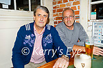 Enjoying the evening in Sean Og's on Friday, l to r: Rory Kilgallen and Frank McLoughlin