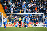 Innes Cameron of Kilmarnock rues a missed chance.  Kilmarnock 2 Ayr United 0, Scottish Championship, August 2nd 2021. Following Kilmarnock's relegation in 2020-21, the first game of the new season is the Ayreshire Derby, the first league match between the teams in 28 years. Due to relaxation of Covid restrictions the match was played in front of a crowd of 3200 Kilmarnock fans. The game was shown live on BBC Scotland.