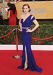 Amy Adams attends The 20th SAG Awards held at The Shrine Auditorium in Los Angeles, California on January 18,2014                                                                               © 2014 Hollywood Press Agency