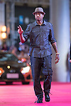 Allen Iverson walks the Red Carpet event at the World Celebrity Pro-Am 2016 Mission Hills China Golf Tournament on 20 October 2016, in Haikou, China. Photo by Victor Fraile / Power Sport Images