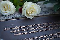 2016/02/07 Berlin   Ehrenmord   Gedenken an Hatun Sürücü