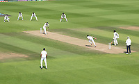 A view of play from the Shane Warne Stand during India vs New Zealand, ICC World Test Championship Final Cricket at The Hampshire Bowl on 23rd June 2021