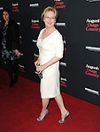 LOS ANGELES, CA - December 16: Meryl Streep arrives at  The Weinstein Company L.A. Premiere of August : Osage County held at The Premiere House at Regal Cinemas L.A. Live  in Los Angeles, California on December 16,2013                                                                               © 2013 Hollywood Press Agency
