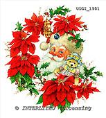 GIORDANO, CHRISTMAS SANTA, SNOWMAN, WEIHNACHTSMÄNNER, SCHNEEMÄNNER, PAPÁ NOEL, MUÑECOS DE NIEVE, paintings+++++,USGI1981,#X# stickers
