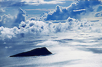 Makura Island surrounded by the Pacific Ocean, Vanuatu.