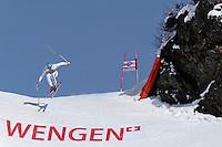 20130119 Sci Discesa libera Wengen