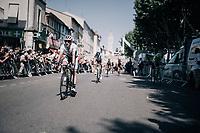 Simon Yates (GBR/Orica-Scott) rolling in<br /> <br /> 104th Tour de France 2017<br /> Stage 16 - Le Puy-en-Velay › Romans-sur-Isère (165km)