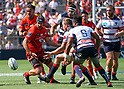 Rugby: 2019 Super Rugby - Sunwolves 7-52 Rebels