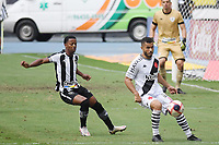 Rio de Janeiro (RJ), 16/05/2021 - Botafogo-Vasco - Morato jogador do Vasco,durante partida contra o Botafogo,válida pelas finais da Taça Rio,realizada no Estádio Nilton Santos (Engenhão), na zona norte do Rio de Janeiro,neste domingo (16).