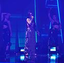 CORAL GABLES, FLORIDA - JULY 22: Paloma Mami performs onstage at Premios Juventud 2021 at Watsco Center on July 22, 2021 in Coral Gables, Florida. (Photo by Johnny Louis / jlnphotography.com )