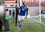 Hamilton Accies v St Johnstone…17.10.20   New Douglas Park SPFL<br />