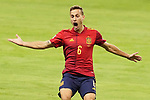 Spain's Sergio Canales during UEFA Nations League 2020 League Phase match. 17 November 2020 .(ALTERPHOTOS/Acero)