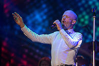 Jimmy Somerville performing during Rewind South, The 80s Festival, at Temple Island Meadows, Henley-on-Thames, England on 20 August 2016. Photo by David Horn.
