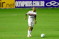 23rd August 2020; Estadio Ilha do Retiro, Recife, Pernambuco, Brazil; Brazilian Serie A, Sport Recife versus Sao Paulo; Daniel Alves of Sao Paulo comes forward on the ball