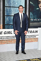 "director, Tate Taylor<br /> at the premiere of ""The Girl on the Train"", Odeon Leicester Square, London.<br /> <br /> <br /> ©Ash Knotek  D3156  20/09/2016"