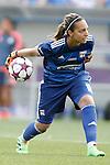 Olympique Lyonnais' Sarah Bouhaddi during UEFA Women's Champions League 2015/2016 Final match.May 26,2016. (ALTERPHOTOS/Acero)